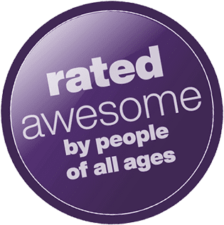 rated awesome by people of all ages